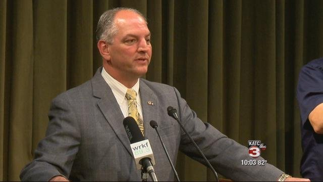 Governor John Bel Edwards