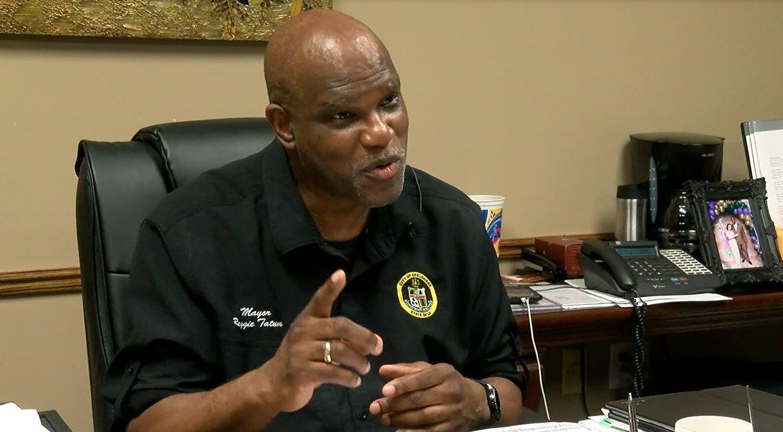 Mayor Reggie Tatum