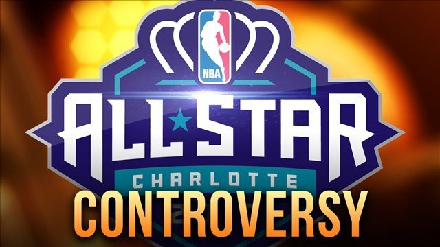 National Basketball Association pulls 2017 all-star game from Charlotte