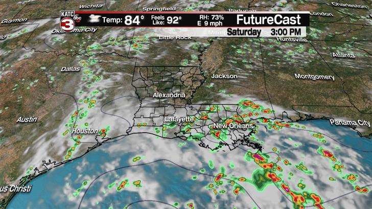 Tropical depression headed to North Carolina