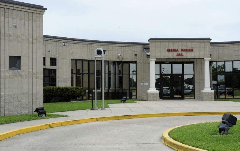 Iberia Parish jail