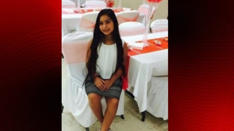 Amber Alert issued for missing girl near Tyler, Texas