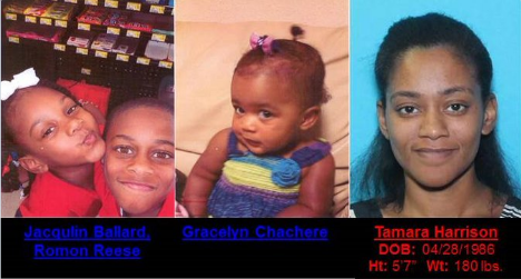 Amber Alert discontinued for three missing children
