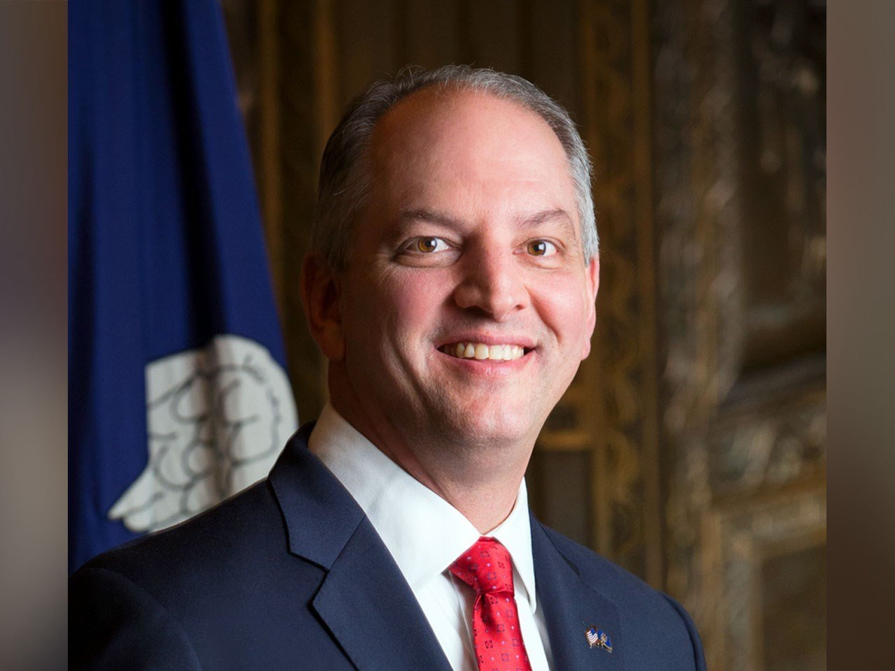 Louisiana Governor John Bel Edwards / Courtesy of MGN Online