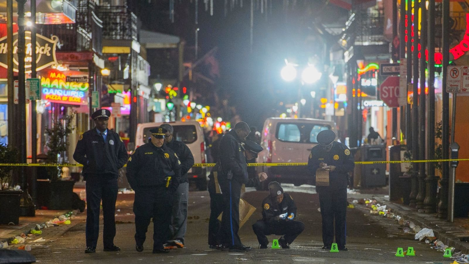 Popular Tourist Destination in New Orleans Site of Fatal Shooting