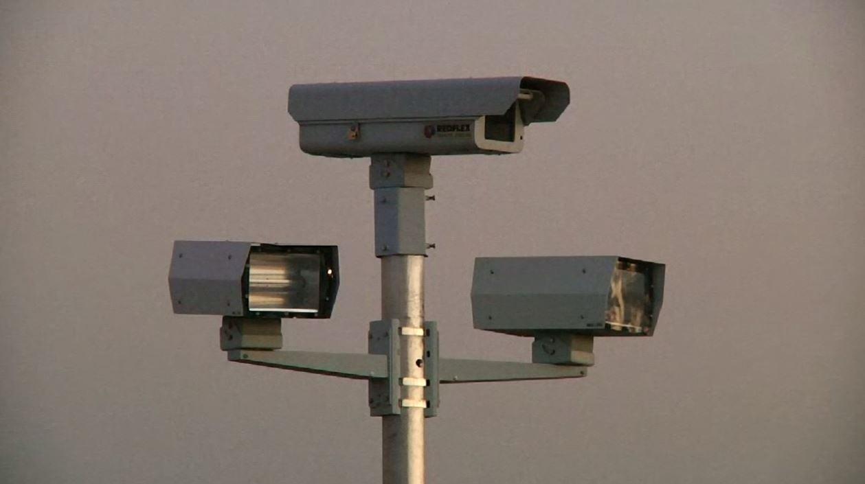 Redflex traffic camera