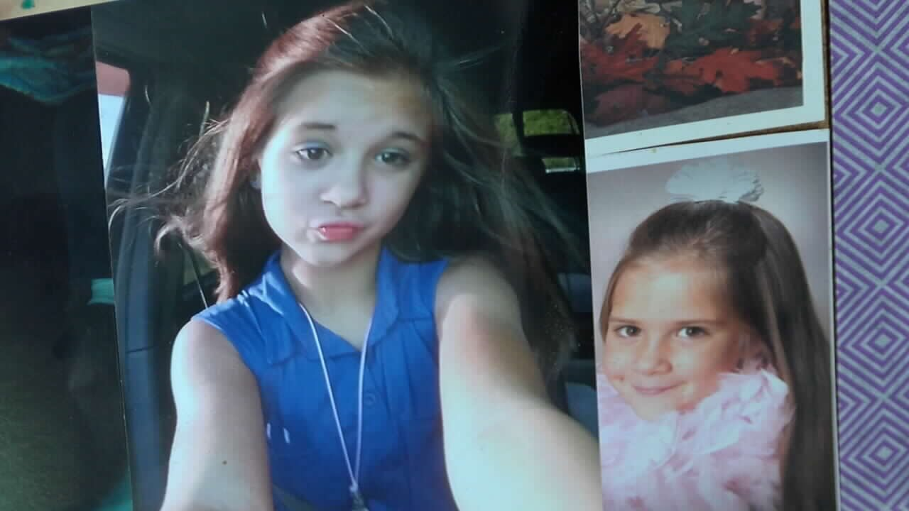 Lauralyn Picard died of an undetected heart condition. The 12-year-old donated her organs and saved two lives.