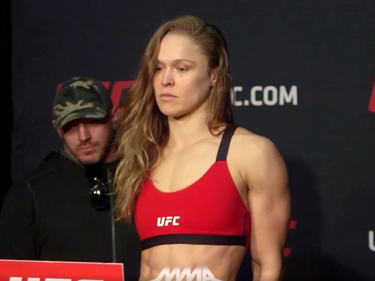 Ronda Rousey / Courtesy: MGN Online
