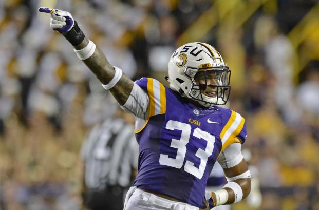 LSU's Jamal Adams Declares For NFL Draft (Photo Credit: Advocate File Photo)
