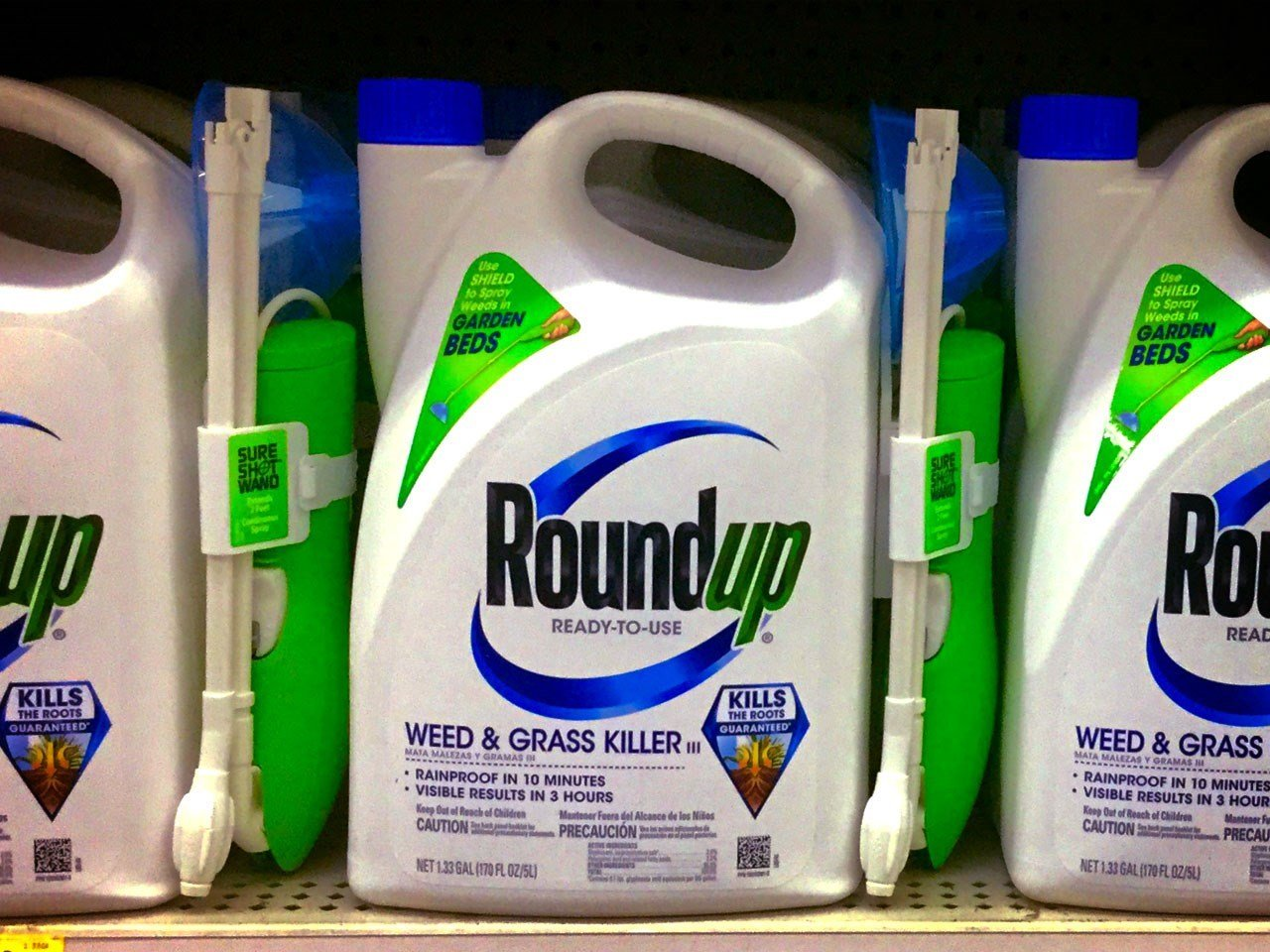 California can require Monsanto to label Roundup as possible cancer threat / Courtesy of MGN Online