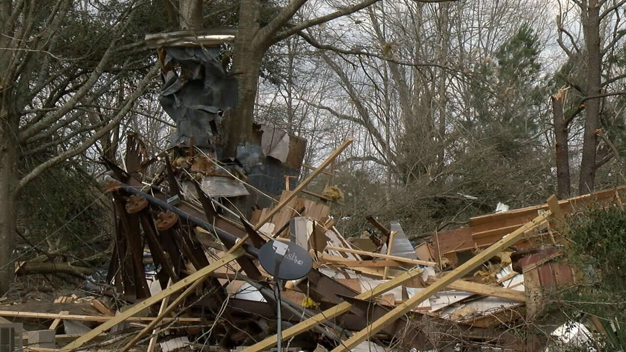 Tornadoes reported across South Louisiana