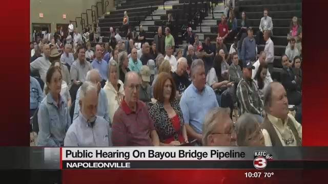 Bayou Bridge pipeline