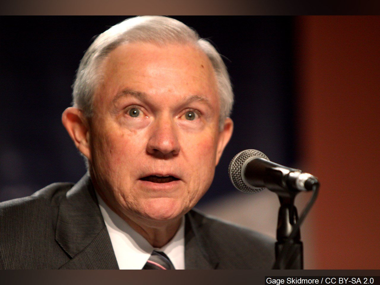 US Attorney General Jeff Sessions / Courtesy of MGN Online