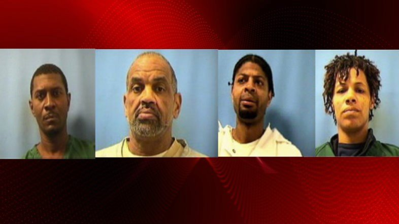 Batiste, Batiste, Skipper, and Smith arrested for Racketeering / Chitimatcha Police