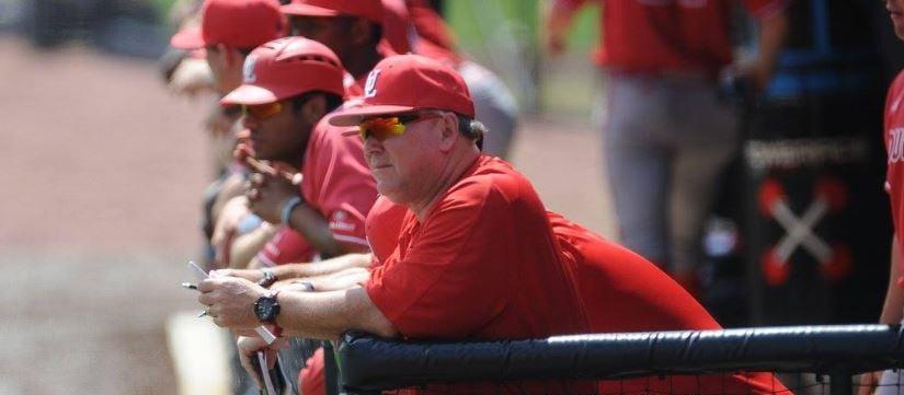 Louisiana head coach Tony Robichaux (Photo Credit: Louisiana Sports Info./Brad Kemp)