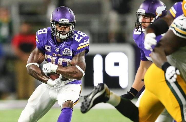 New England Patriots reportedly put Adrian Peterson through tryout during visit