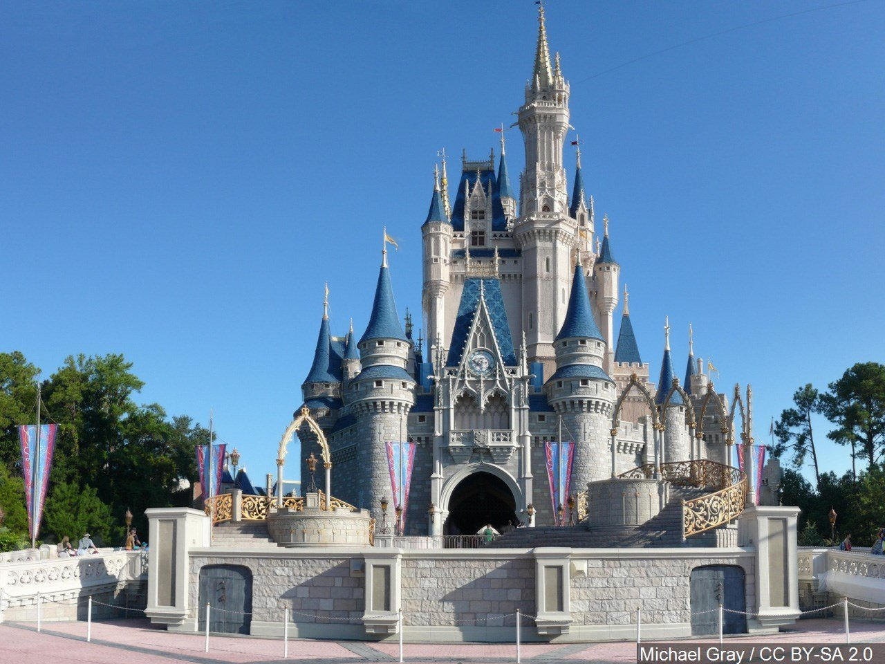 Disney World in Orlando / Courtesy of MGN Online