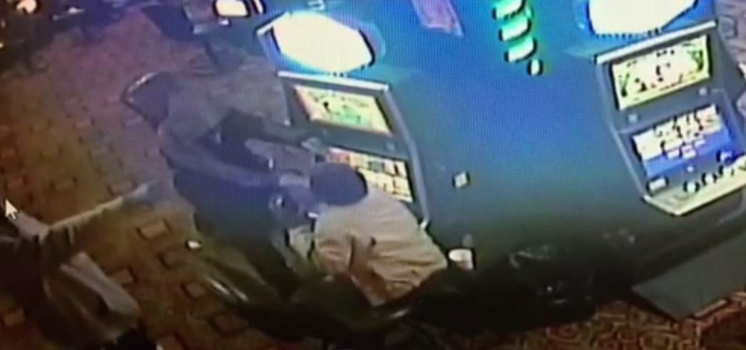 Casino robbed Friday night