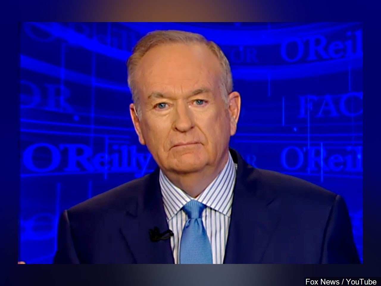 Bill O'Reilly wont return to Fox News / Courtesy of MGN Online