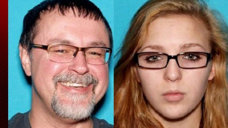 Tennessee teacher and student found in California / Corutesy of MGN Online