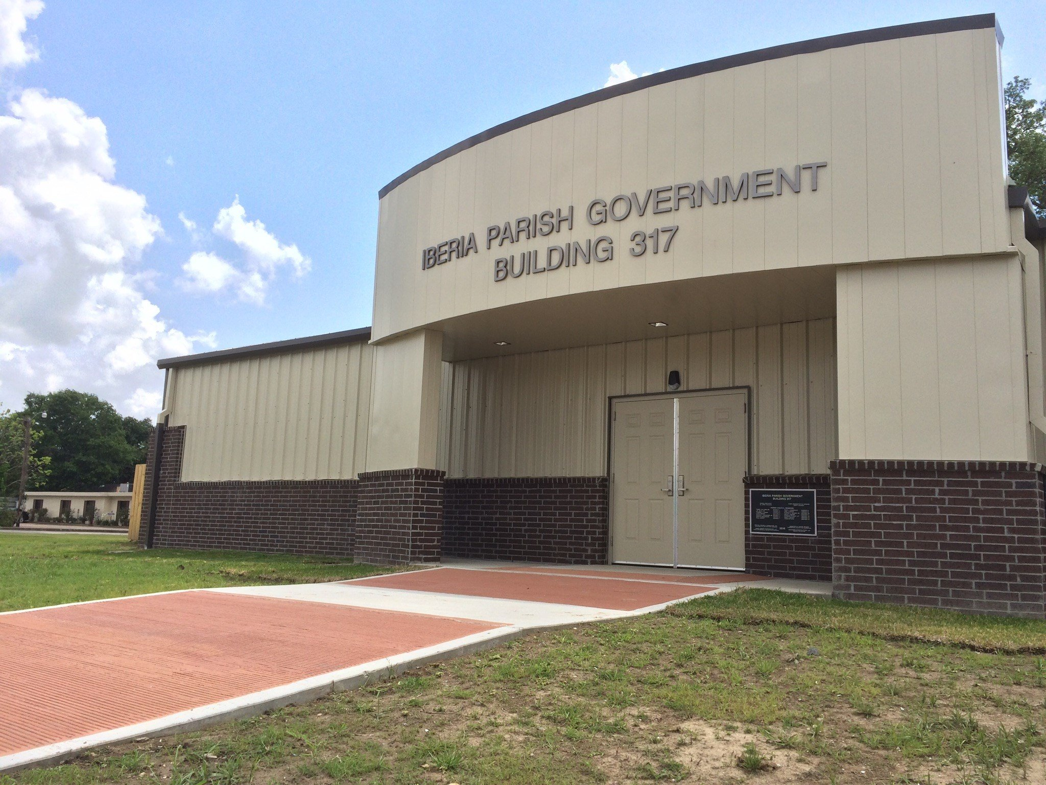 New Clerk of Courts records office in New Iberia / KATC