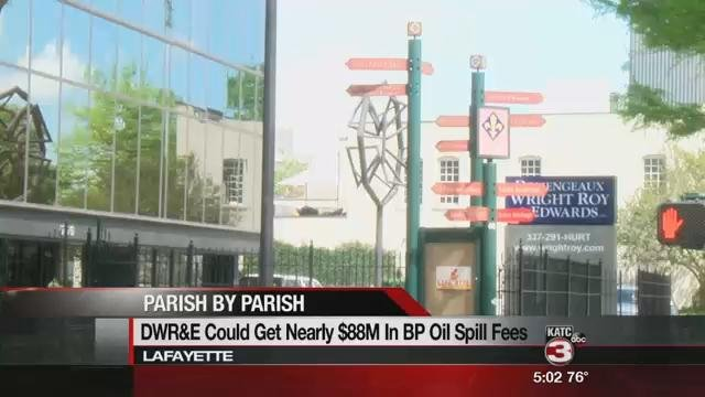 Lafayette law firm could make millions from BP oil spill