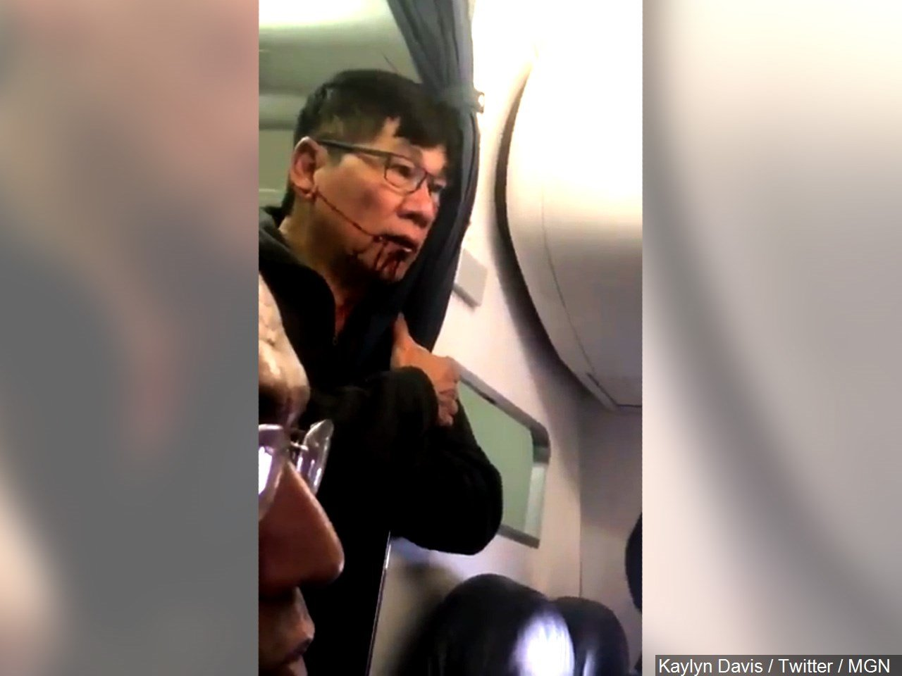 Kentucy doctor dragged off of flight says it's too late for apologies / Courtesy of MGN Online