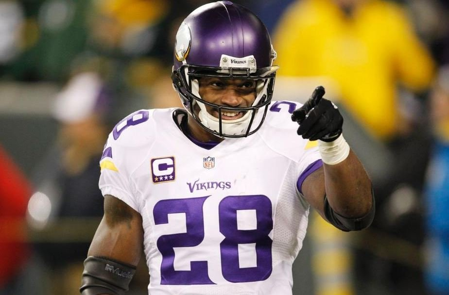 Saints and Adrian Peterson are close to deal