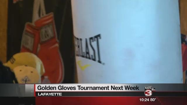 Louisiana Golden Gloves Championships coming to Lafayette