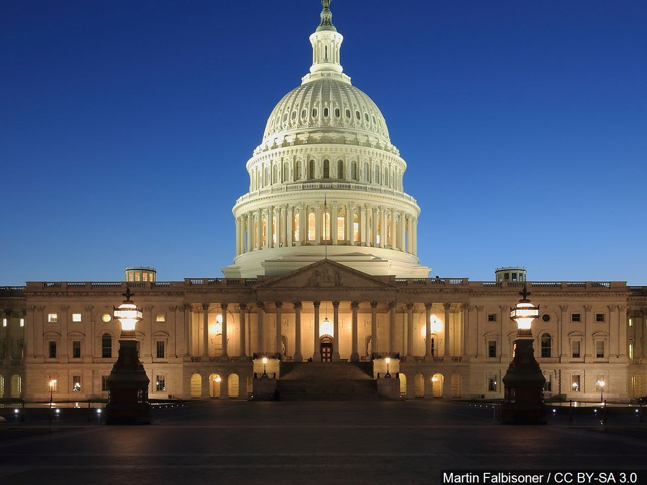 US Capitol / Courtesy of MGN Online
