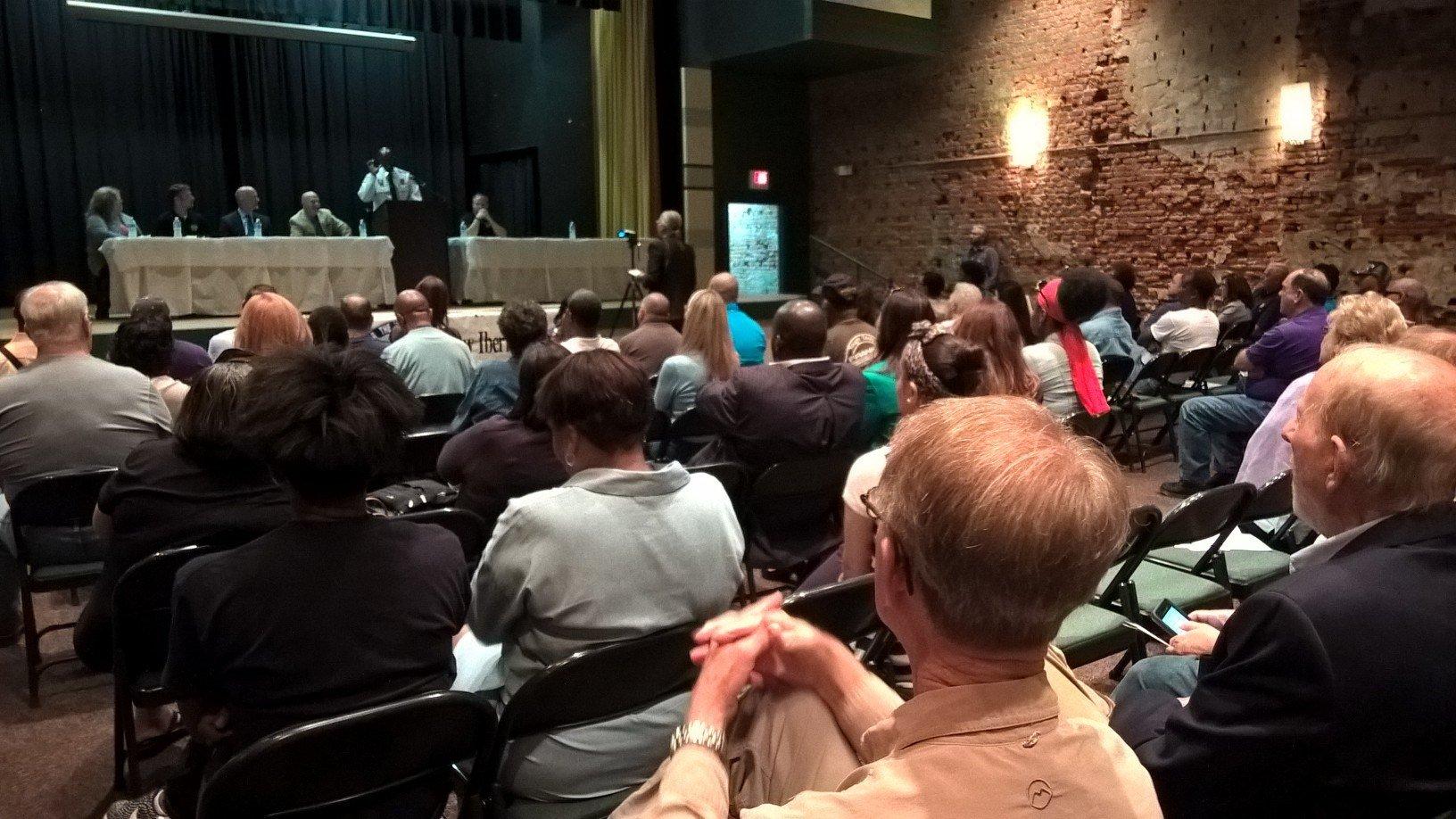 Crime Symposium held in New Iberia
