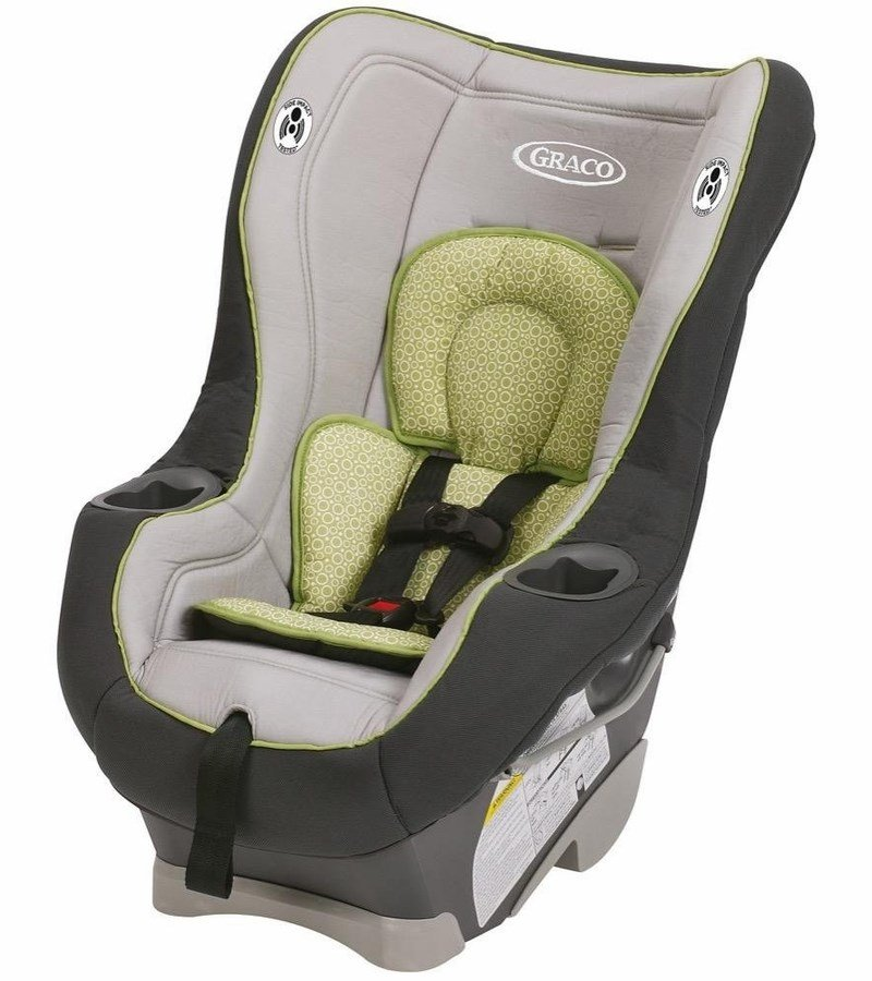 Graco recalls auto seats; webbing may not hold child in crash