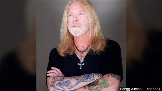 Reaction to the death of music legend Gregg Allman