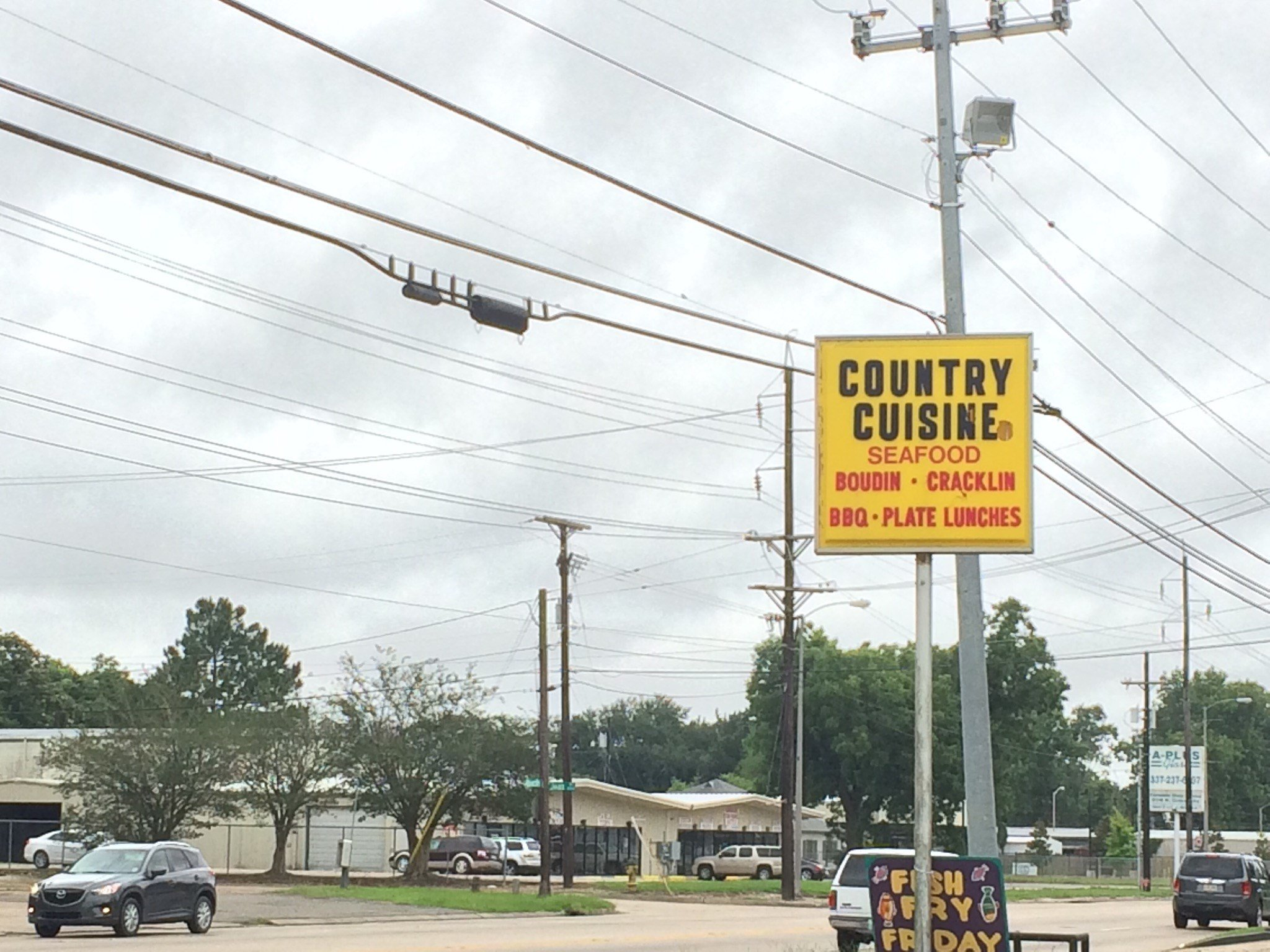 Country Cuisine closing