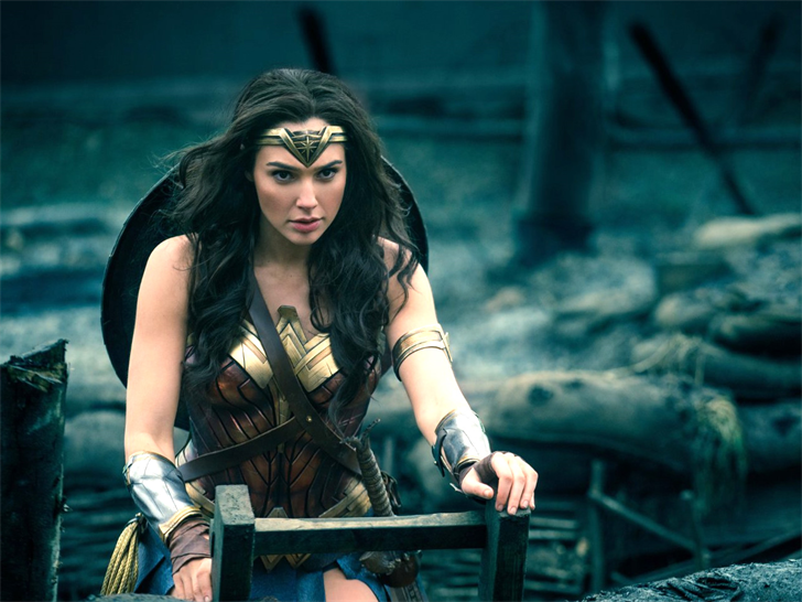 Gal Gadot discovers character's power in costume