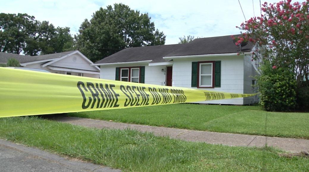 E. Lawrence Street murder-suicide