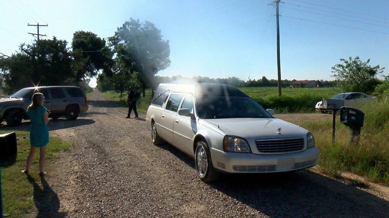 Deputy involved shooting  on Chad Lane in Mamou / KATC