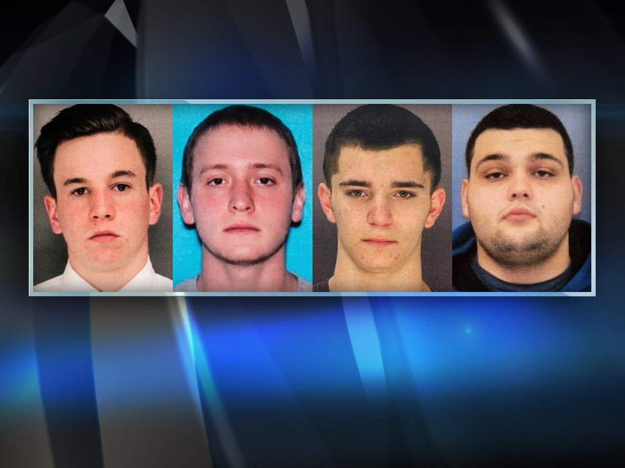 Human remains found in search for 4 missing Pennsylvania men