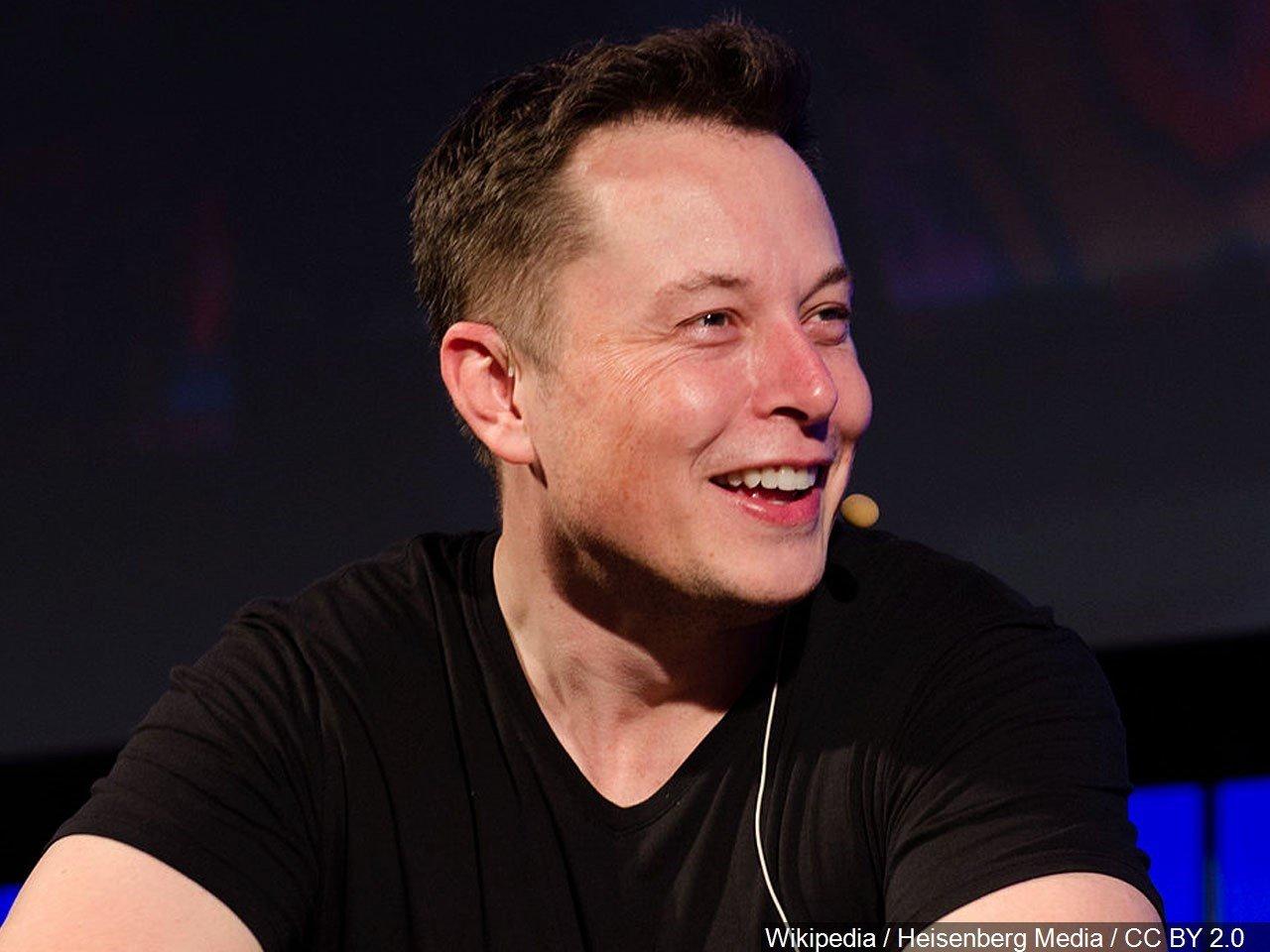 Tesla CEO Elon Musk / Courtesy: Elon Musk