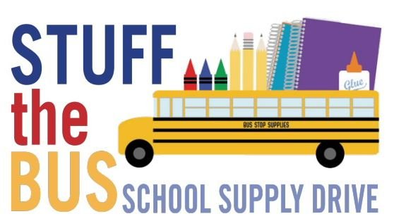 Stuff the Bus 2017 starts on Monday, July 24 and runs through August 4 / United Way of Acadiana