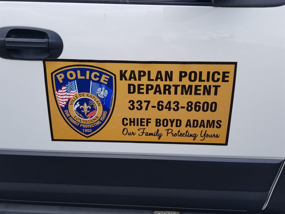 Kaplan Police Dept.