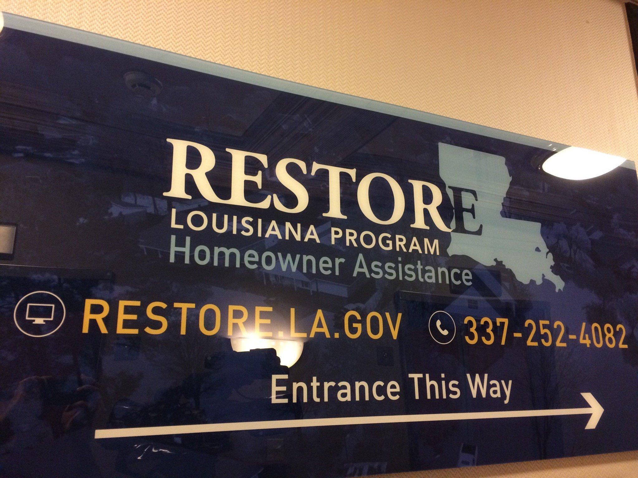 Restore Louisiana in Lafayette / KATC