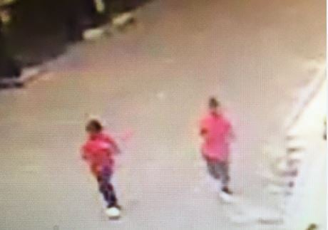 Surveillance footage captured by Turner Industries's security cameras show two men pictured believed to be suspects in the kidnapping of a Lafayette woman. West Baton Rouge Sheriff's Office/The Advocate