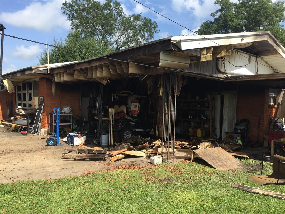 Ridge House Fire / Lafayette Fire Dept