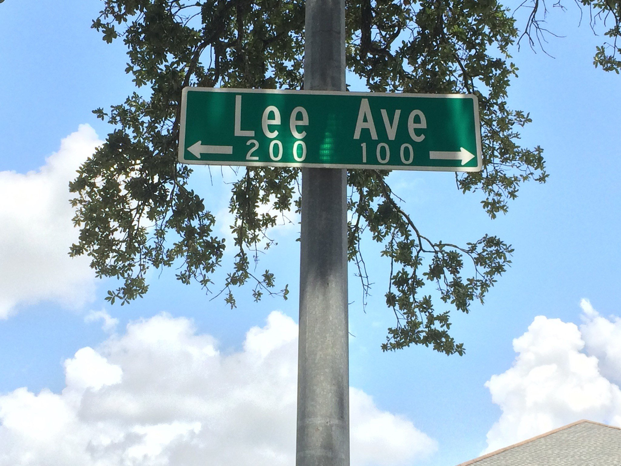 A male victim was fatally shot in the 100 block of Lee Ave.