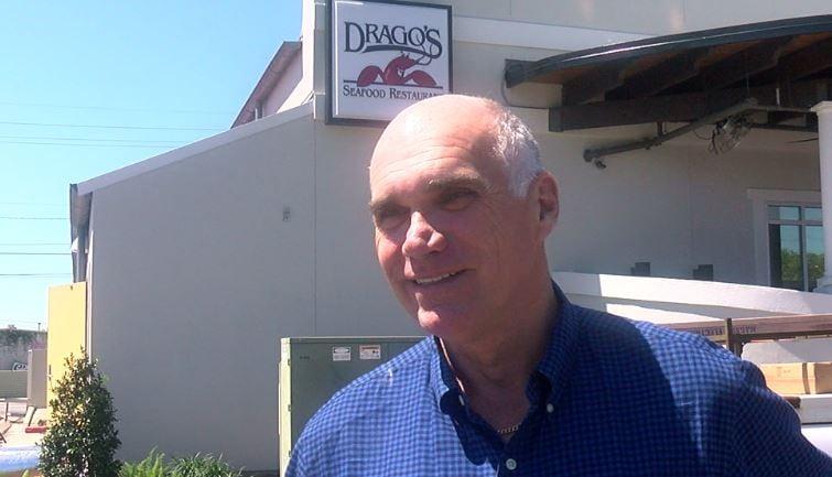 Tommy Cvitanovich, owner of Drago's