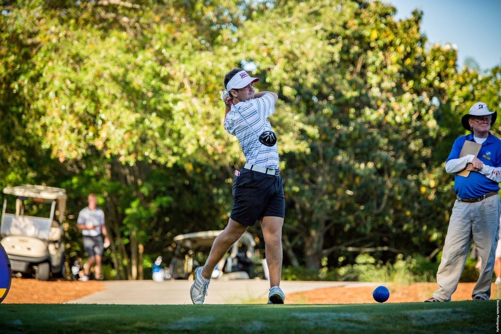 Cajuns Golf (Photo Courtesy of UL Athletics)
