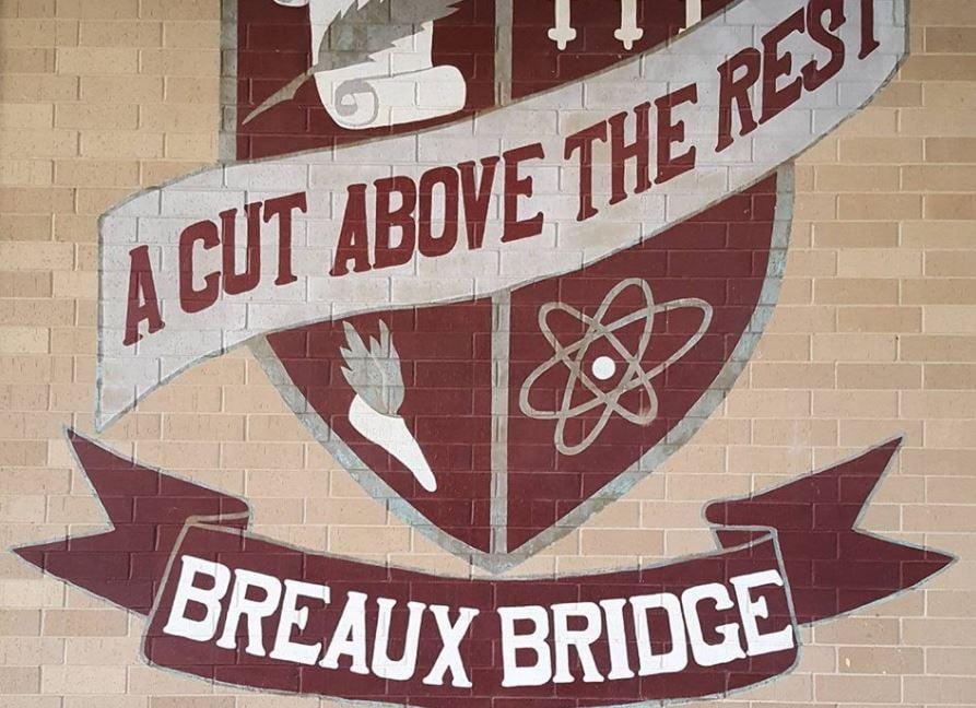 Breaux Bridge High School / Breaux Bridge facebook