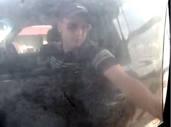 Picture of suspect wanted in bank withdrawl theft in Lake Charles / CPSO