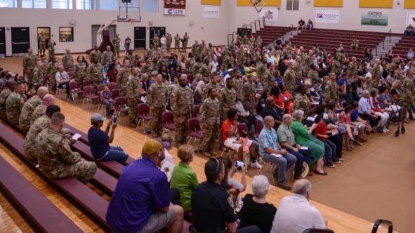 (U.S. Army National Guard photo by Sgt. Noshoba Davis)